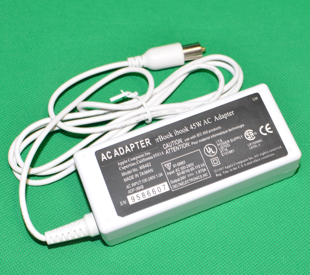 Apple m6384ll/A AC Adapter